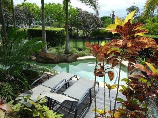 Peppers Salt Resort & Spa: Plunge Pool