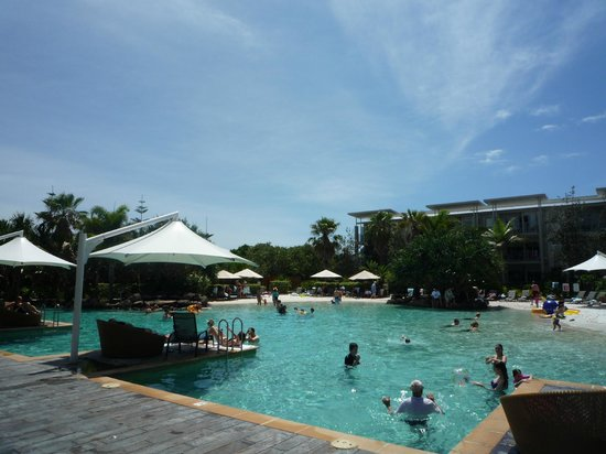 Peppers Salt Resort & Spa: One of the main pools