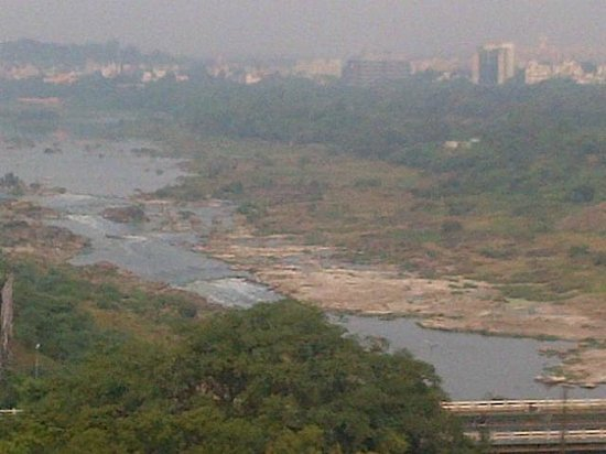 The Westin Pune Koregaon Park: View from hy room