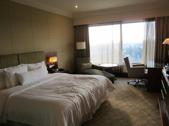The Westin Pune Koregaon Park: Hotel room