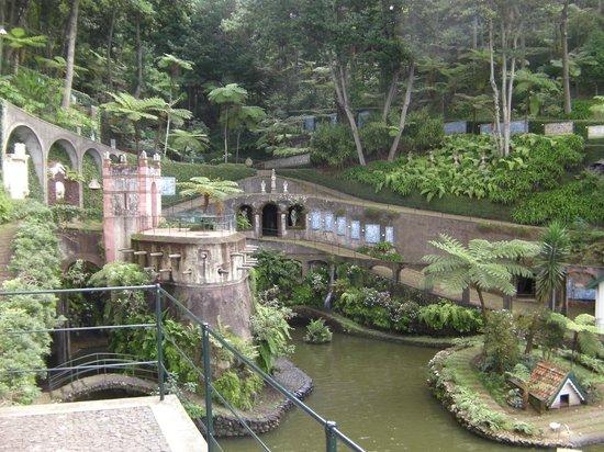 Monte Palace Tropical Garden : monte tropical garden