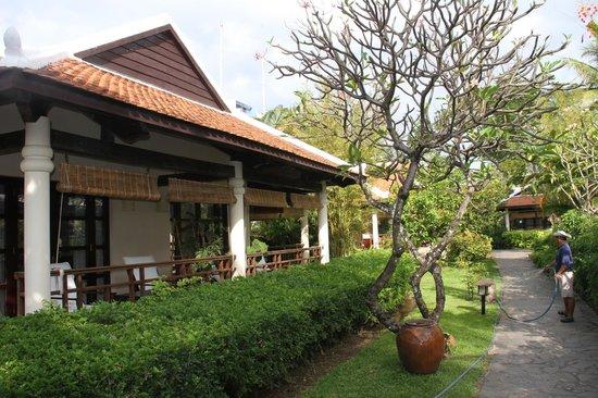 Evason Ana Mandara Nha Trang: Our bungallow