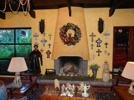 Hotel Atitlan: Lobby