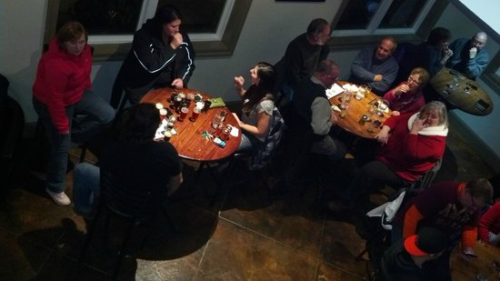Tall Tales Brewing Company : Aerial View