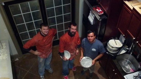 Tall Tales Brewing Company : Kitchen Staff