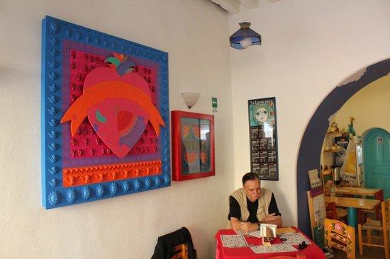 Colibri : Main dining room