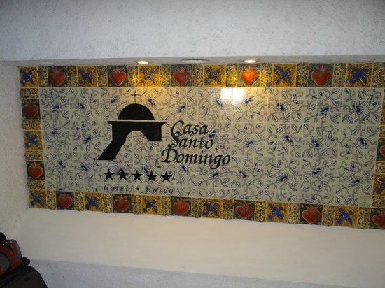 Casa Santo Domingo: .