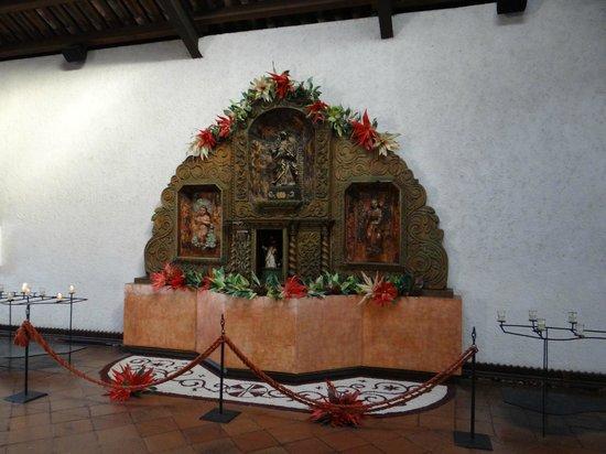 Casa Santo Domingo: lobby