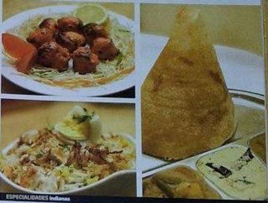 Galaxy Indian Restaurant: masala dosa