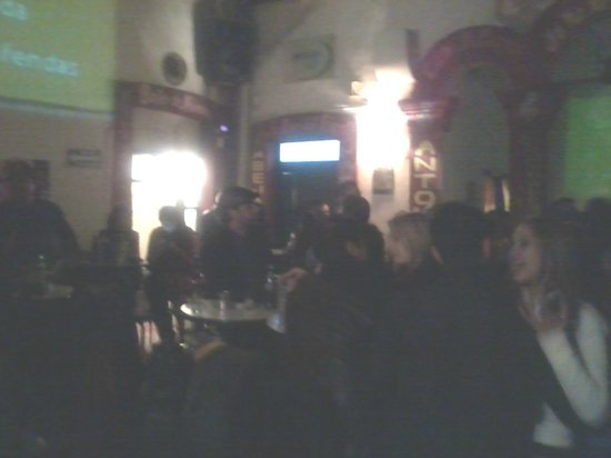 Restaurant Bar Rincon Mexicano: area karoke