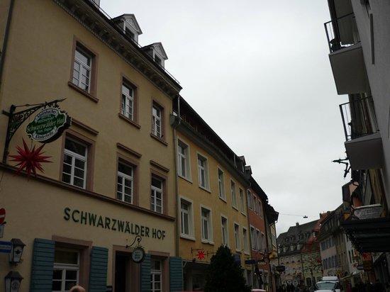 Schwarzwaelder Hof Hotel: L'hotel