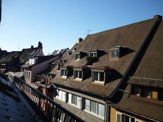 Schwarzwaelder Hof Hotel: Gli abbaini di Friburgo