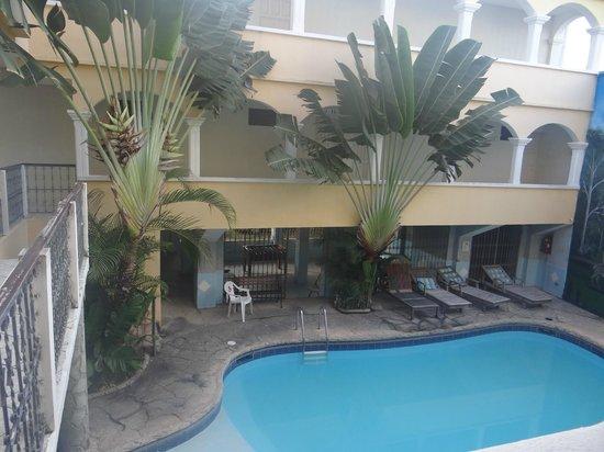 Gran Hotel De La Isla: Pool