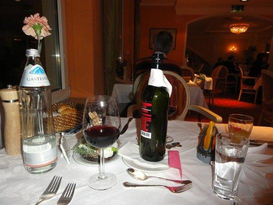 Norica: Dinner