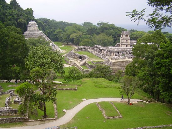 National Park of Palenque: Palenque