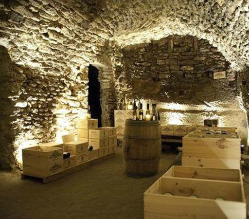 Chateauneuf-du-Pape, Francia: Tasting Area