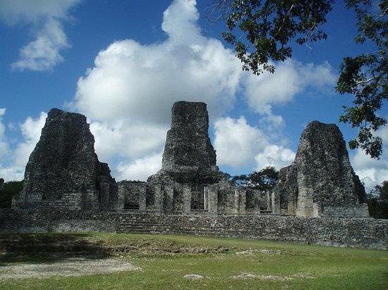 Zona Arqueologica de Xpuhil