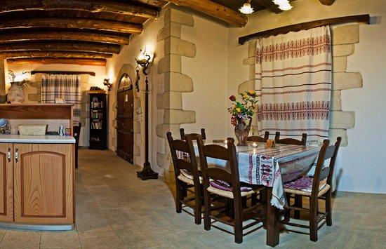 Villa Aloni: Livingroom