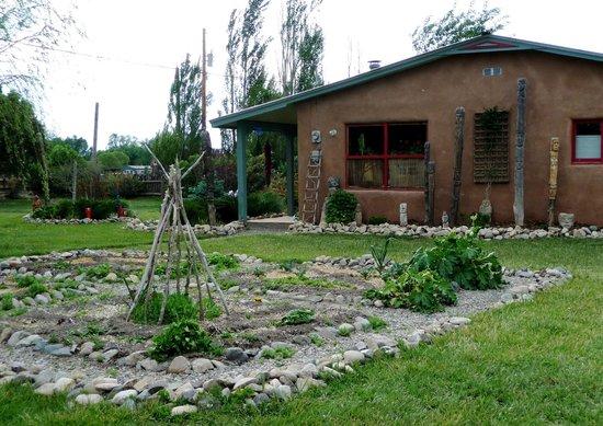 Casa Gallina: Veggie garden