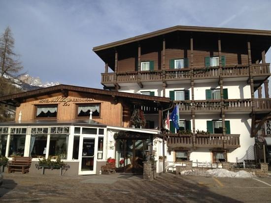Hotel Al Lago: esterno