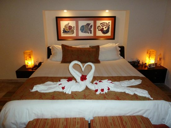 Presidente Inter-Continental Cozumel Resort & Spa: Sleeping Well