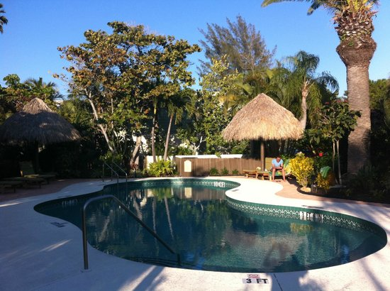 Sunrise Garden Resort: la piscine