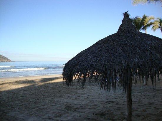 Oceano Palace: beach