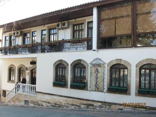 Hotel Aspen: Отель