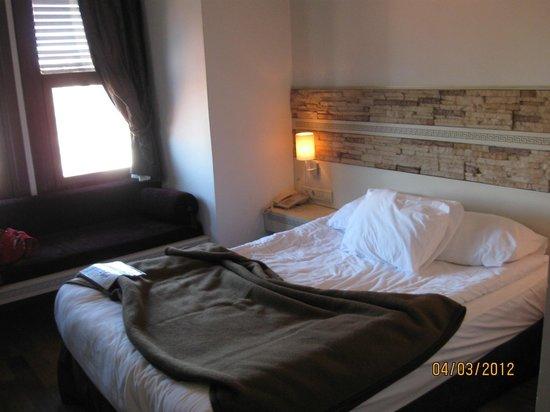 Hotel Aspen: Наш номер