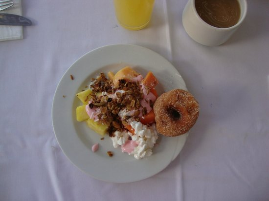 Oceano Palace Beach Hotel: mmm breakfast