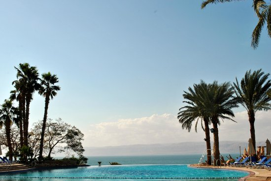 Movenpick Resort & Spa Dead Sea: Swimmingpool
