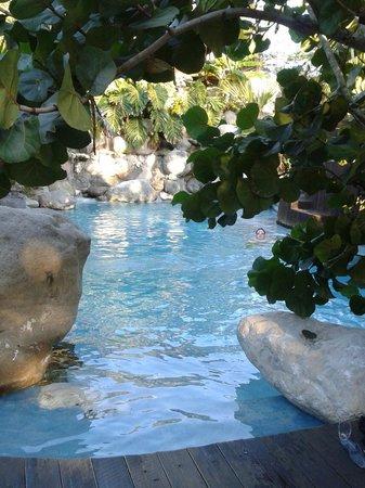 Villas Sur Mer: Lagoon pool