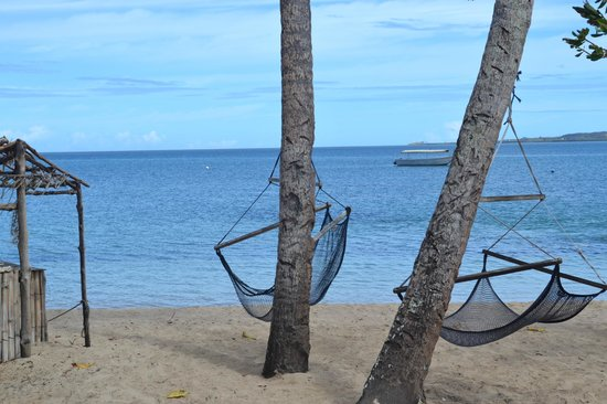 Robinson Crusoe Island Resort: Lovely island
