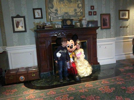 Disneyland Hotel: Los principes