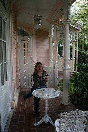 โรงแรมดิสนีย์แลนด์: La terracita