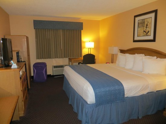 Best Western U. S. Inn: Our room