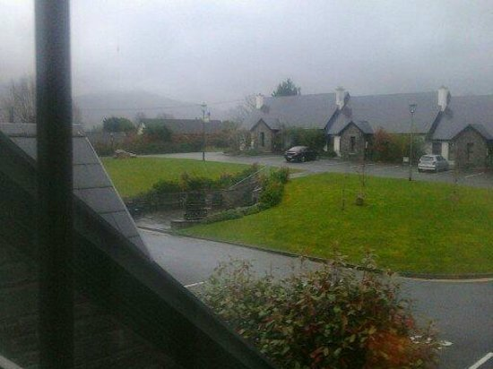 Kenmare Bay Hotel & Resort: view from front room
