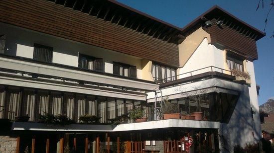 Hotel al Clubino: vista da fuori del clubino
