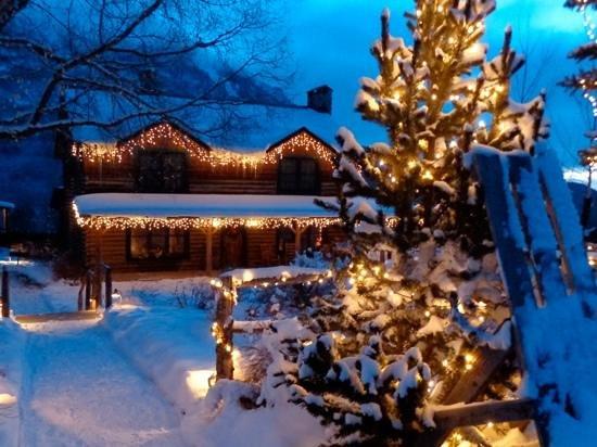Smith Fork Ranch: Holiday Lighting at SFR