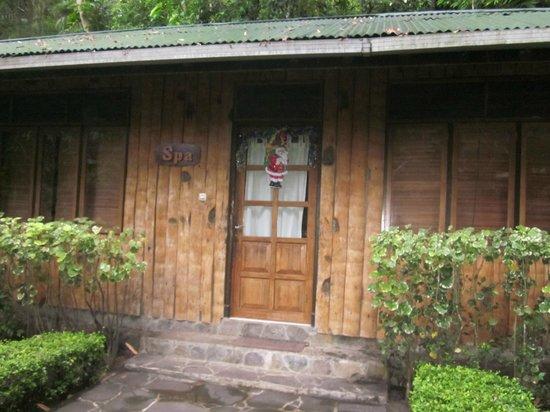 Lembeh Resort: Spa