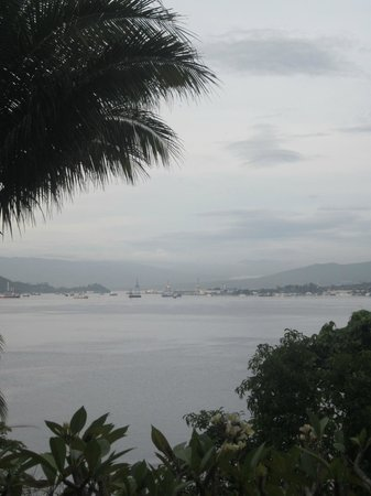 Lembeh Resort: View from the top