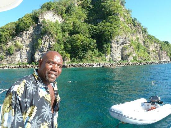 Binti Charters : Captain Joe