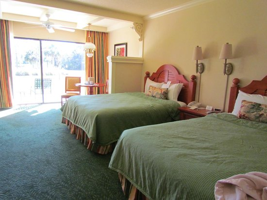 enough room for 2 picture of shades of green hotel orlando tripadvisor. Black Bedroom Furniture Sets. Home Design Ideas