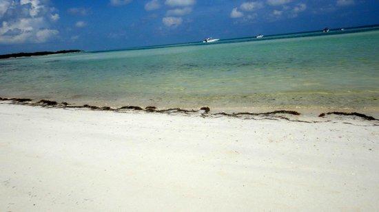 ذا ريتش إيه والدورف أستوريا ريزورت: Bahia Honda Beach 