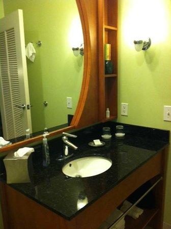 Hotel Indigo Jacksonville Deerwood Park: Modern bath