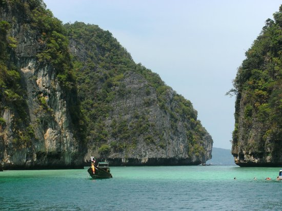 Phuket Snorkeling by  Offspray Leisure: the gateway of the bay to the open sea