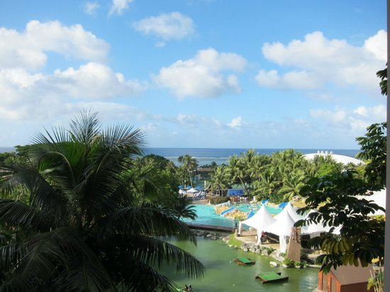 Pacific Islands Club Guam: many trees and pools