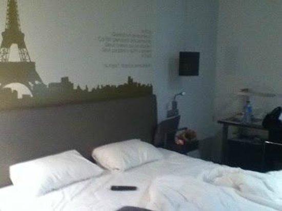 유로스타 파노라마 호텔 파리 사진