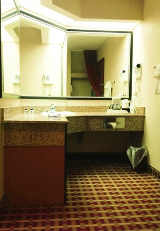 BEST WESTERN PLUS Marion Hotel: large bathroom