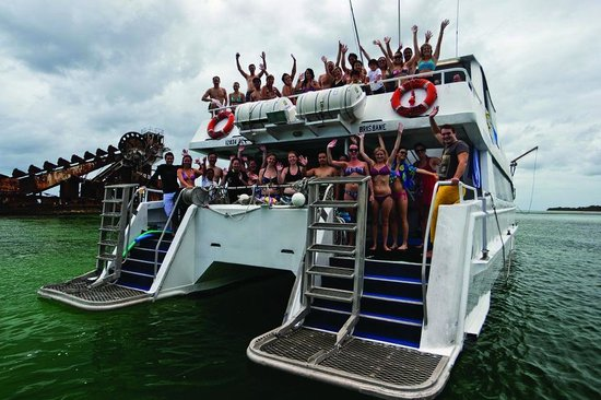 Dolphin Wild Island Cruise